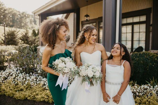 wedding photo at yonah after teeth whitening